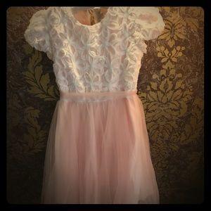 🔥🔥🔥Stunning girls party italian made dress